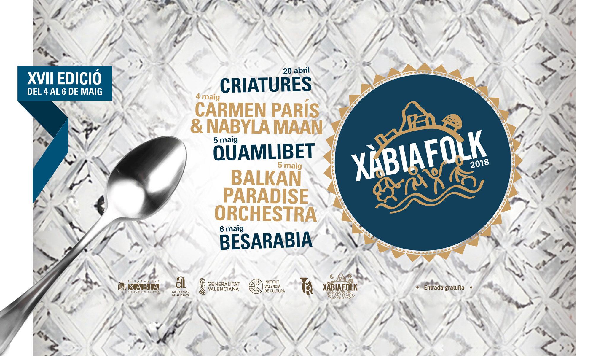 Xàbia Folk 2018