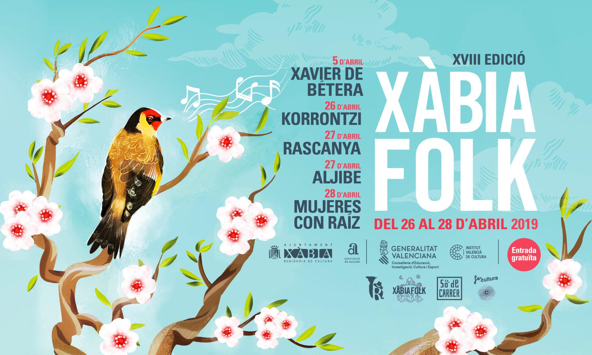 Xàbia Folk 2019